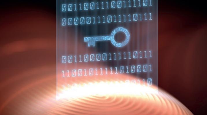 Algorithm of Fingerprint Scanner
