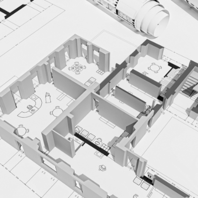 Modeling and planning home structure