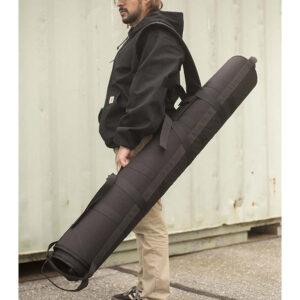 large bomb blanket rolled up
